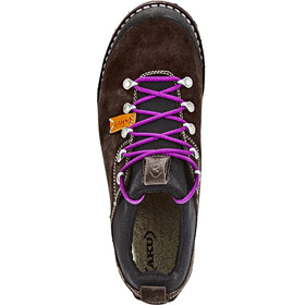 AKU Badia Low GTX Shoes Women brown/violet